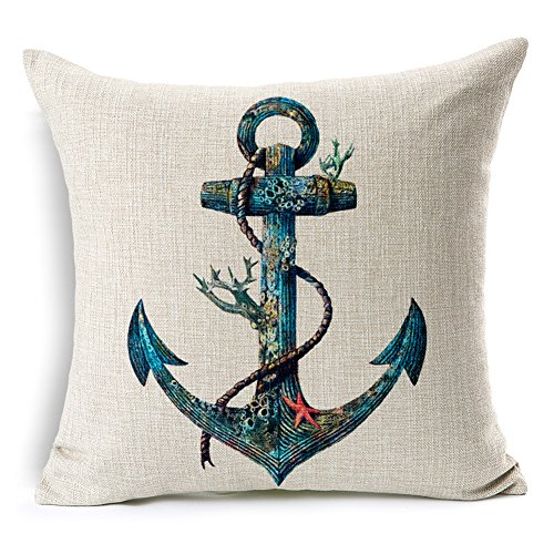 Anchor Bedding Coastal Living Decor