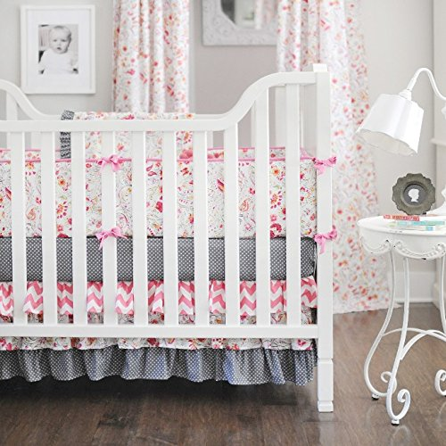 Marvelous New Arrivals Primrose Lane Piece Crib Bedding Set