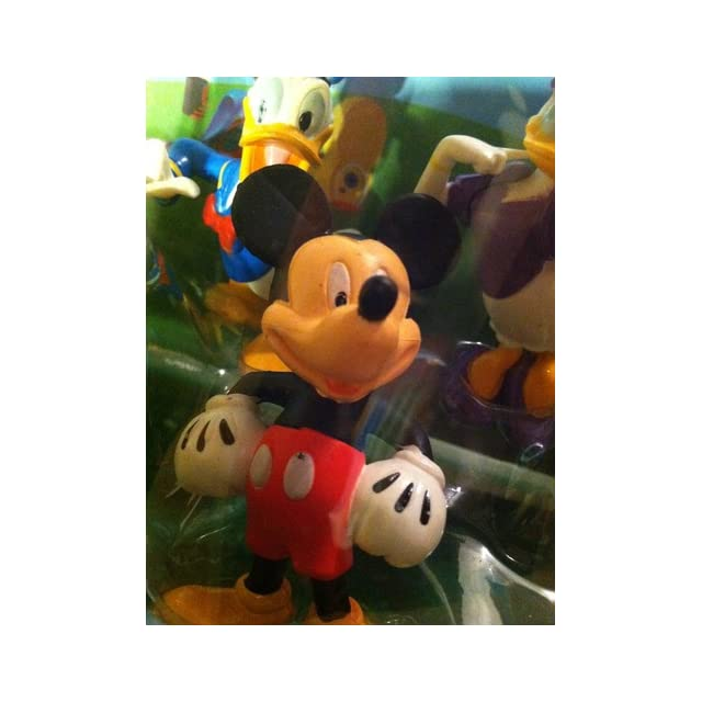 8449c749251 Disney Mickey Mouse Clubhouse Figure Play Set 6 Pc. on PopScreen