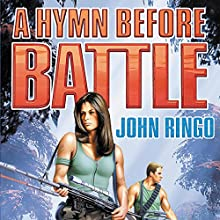 A Hymn Before Battle: Legacy of the Aldenata Audiobook by John Ringo Narrated by Marc Vietor