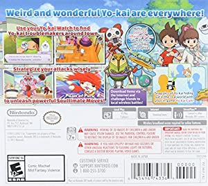 Yo-kai Watch - 3ds from Nintendo Games