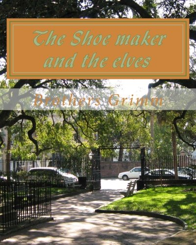 The Shoe maker and the elves