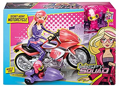 Barbie Spy Squad Secret Agent Motorcycle by Mattel