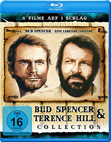 Bud Spencer & Terence Hill Blu-ray Collection (Volume 2) [Blu-ray]