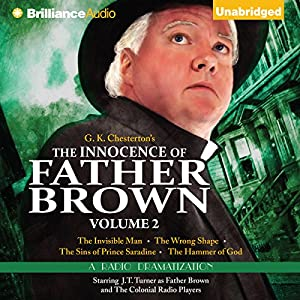 The Innocence of Father Brown, Volume 2 Radio/TV Program