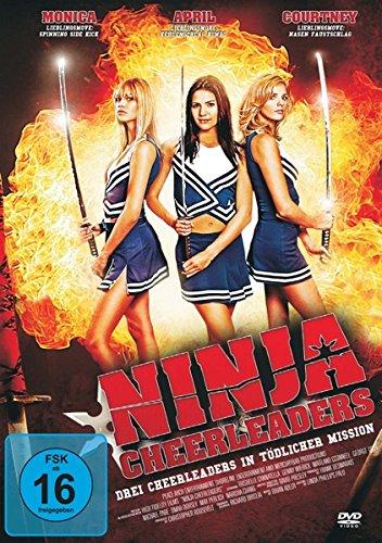 Ninja Cheerlaeder