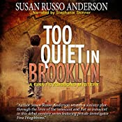 Too Quiet in Brooklyn: Fina Fitzgibbons, Book 1 | Susan Russo Anderson
