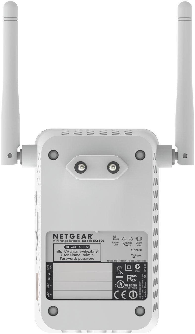 Netgear EX6100-100PES WiFi Range Extender