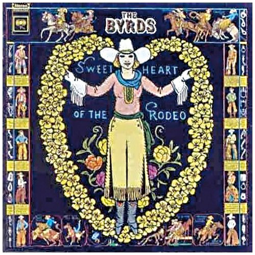Sweetheart of the Rodeo artwork