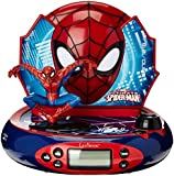 Lexibook RP500SP Spiderman Radio/Radio-réveil