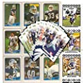 Dallas Cowboy FOOTBALL cards, 100 different for$20.00 [Misc.]