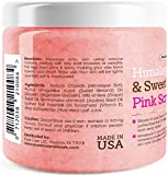 Body-Scrub-with-Himalayan-Salt-Deep-Cleansing-Exfoliator-With-Sweet-Almond-Oil-Lychee-Oil-Moisturizes-Nourishes-Soothes-Promotes-Glowing-Radiant-Skin-Body-Wash-12-floz-by-Pure-Body-Naturals