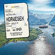 Eine Reise durch Norwegen Hörbuch von Kai Schwind Gesprochen von: Kai Schwind, Matthias Keller, Sabine Mazay