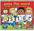 Orchard Toys Pass the Word - Juego infantil de deletreo (alfabeto inglés)
