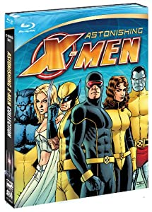 Marvel Knights: Astonishing X-Men BluRay Box [Blu-ray]