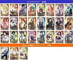 テイルズ オブ ザ ワールド ダイスアドベンチャー ウエハース 【Amazon.co.jp限定カード付き】 1BOX (食玩)