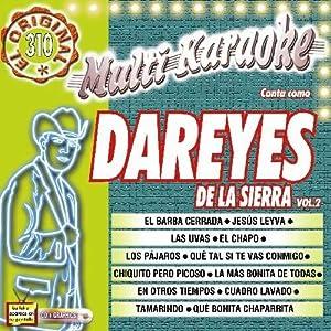 Dareyes De La Sierra - Exitos-Multi Karaoke - Amazon.com Music