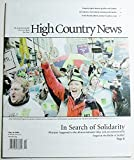 img - for High Country News, Volume 36 Number 10, May 24, 2004 book / textbook / text book