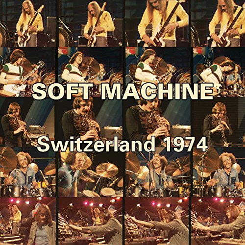 Switzerland 1974 -CD+DVD-