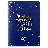 Erin Condren Budget Book: Monthly Expense Planner (Petite Planner) (Color: Budget Journal, Tamaño: Book)