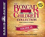 The Boxcar Children Collection Volume 18 (Library Edition): The Mystery of the Lost Mine, The Guide Dog Mystery, The Hurricane Mystery
