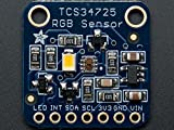Adafruit TCS34725 RGB Color Sensor with IR Filter and LED
