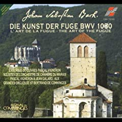 Bach: The Art of The Fugue, Die Kunst Der Fuge, BWV 1080