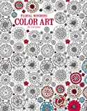 img - for Floral Wonders | Color Art for Everyone - Leisure Arts (6706) book / textbook / text book