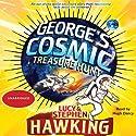 George's Cosmic Treasure Hunt (       UNABRIDGED) by Lucy Hawking Narrated by Hugh Dancy