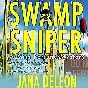 Swamp Sniper Audiobook