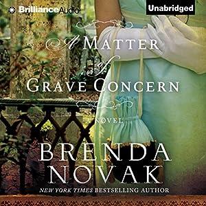 A Matter of Grave Concern Audiobook