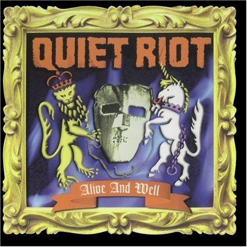 Quiet Riot-Alive and Well-(CLP 0489-2)-CD-FLAC-1999-EMG Download