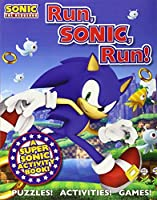 Sonic the Hedgehog Activity Book: A Sonic the Hedgehog Activity Book