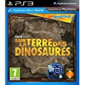 Wonderbook : Sur la terre des Dinosaures + Wonderbook + Pack D�couverte Move