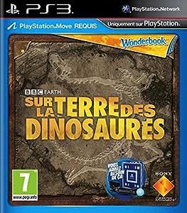 Wonderbook : Sur la terre des Dinosaures + Wonderbook + Pack Découverte Move