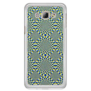 a AND b Designer Printed Mobile Back Cover / Back Case For Samsung Galaxy A8 (SG_A8_1724)