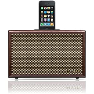 Crosley Ideco CR3011A Speaker Dock With Apple Cradle