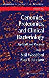 img - for Genomics, Proteomics, and Clinical Bacteriology: Methods and Reviews (Methods in Molecular Biology) book / textbook / text book