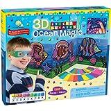 The Orb Factory Sticky Mosaics® 3D Ocean Magic