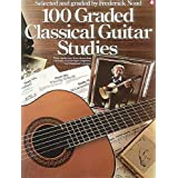 100 Graded Classical Guitar Studiesby Frederick M Noad