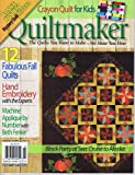 Quiltmaker [US] September - October 2013 (�P��)