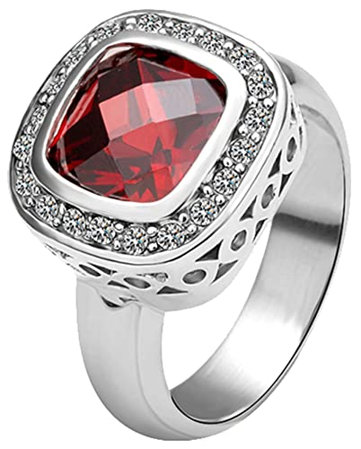 Generic Women's Silver Thin Wedding Ring Size 9 Color Silver