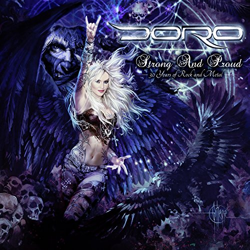 Doro - Strong And Proud (3 Dvd)