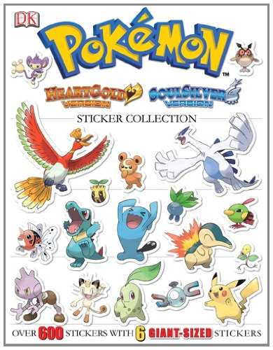 Pokemon Heart Gold/Soul Silver Ultimate Sticker Trade (Pok mon)