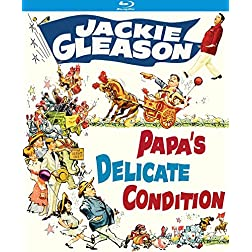 Papa's Delicate Condition [Blu-ray]