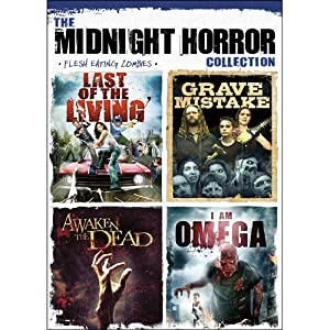 61H gBM LLL. SL500 AA300  The Midnight Horror Collection: Flesh Eating Zombies Series (2010)