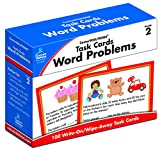 Task Cards - Word Problems, Grade 2
