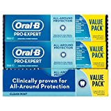 12 x Oral B Pro-Expert All Round Protection Antibacterial & Fluoride Toothpaste Clean Mint 100ml