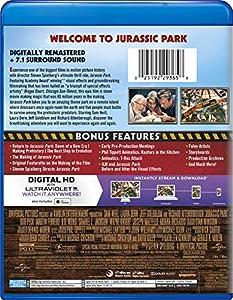 Jurassic Park [Blu-ray] by Universal Studios