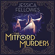 The Mitford Murders Audiobook by Jessica Fellowes Narrated by Rachel Atkins